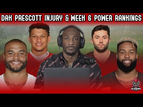 The Dallas Cowboys Are Reeling After Another Injury and Another ...