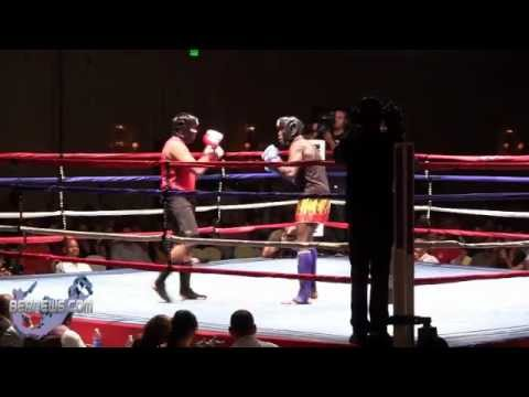 Corey Boyce vs Khalid Pitcher At All Or Nothing, Oct 13 2012