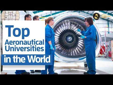 Top aeronautical universities in the World