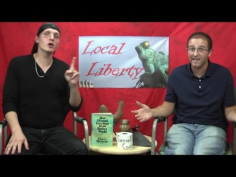 Local Liberty Ep11: Immigration,  an unsolvable issue?