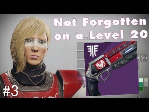 Level 20 Legend | Destiny 2 | Ep. 3 - New Warlock/ Snipe Shotty/ Comp/ Anthem
