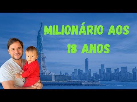 Como meu filho se tornará MILIONÁRIOS aos 18 ANOS