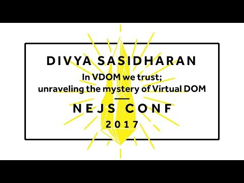 Divya Sasidharan: In VDOM We Trust; Unraveling the Mystery o