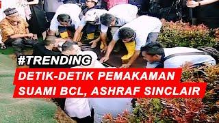 Detik-Detik Pemakaman Jenazah Suami BCL, Ashraf Sinclair - iNews Sore 18/02
