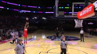 NBA 2014 three-point contest final: Marco Belinelli vs Bradley Beal