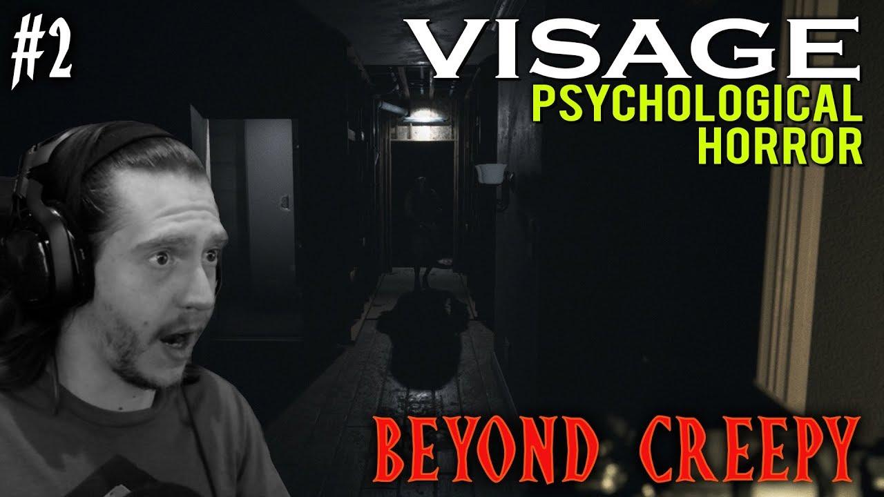 BEYOND CREEPY [Visage #2] with HybridPanda