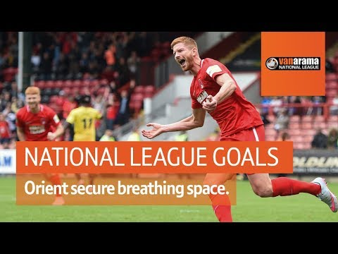 Leyton Orient Go Four Clear At The Top! | National League Highlights: Matchday 25