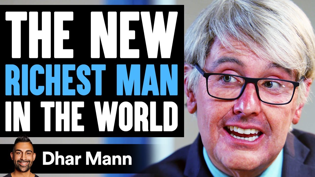 Download The New RICHEST MAN In The WORLD | Dhar Mann