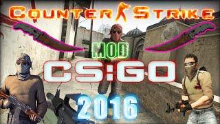 Counter Strike Mejorado 2016 | Mod CS GO