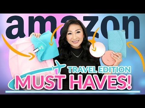 amazon-travel-must-haves!