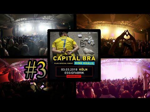 CAPITAL BRA & KING KHALIL - BLYAT TOUR - KONZERT in KÖLN (03.03.2018) #3