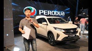 【现场报导】Perodua Aruz 登陆马来西亚