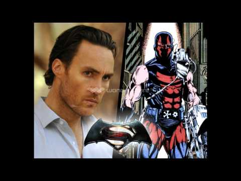 Reports: Callan Mulvey Cast as KG Beast for Batman v Superman Dawn of Justice
