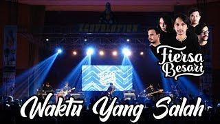 Download Lagu WAKTU YANG SALAH - FIERSA BESARI X KERABAT KERJA - JEPARA || ECOVOLUTION 2019 mp3