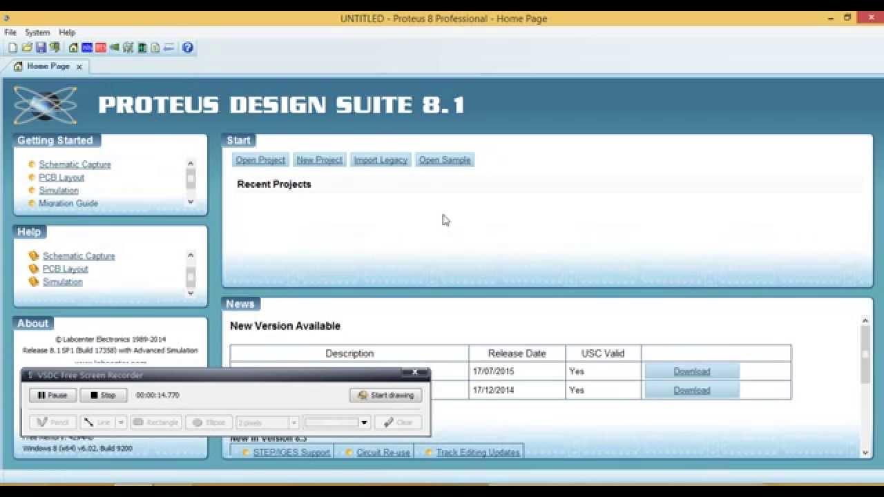 Lesson No 1 Introduction To Proteus 80 Circuit Simulation Urdu Web Simulator Hindi 2015