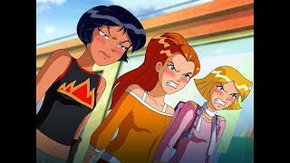[Dualsub] - Totally Spies! Season 4  - Tập 22,23: Like, So Totally Not Spies