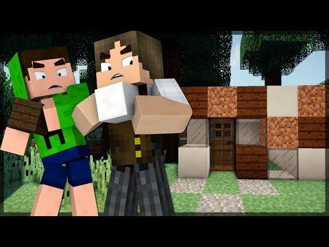 Minecraft: QUEM CONSTRÓI A CASA MAIS FEIA COM OS BLOCOS MAIS BONITOS?