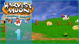 Harvest Moon: Magical Melody || The Harvest Goddess