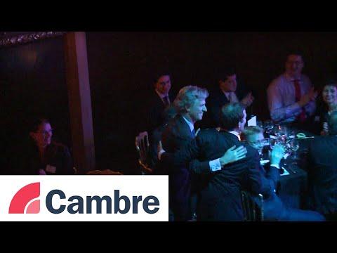 Cambre wins European Public Affairs Awards 2010