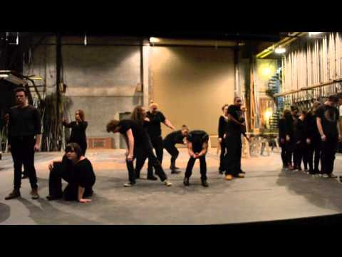 2015 Styles for the Actor: Greek Chorus