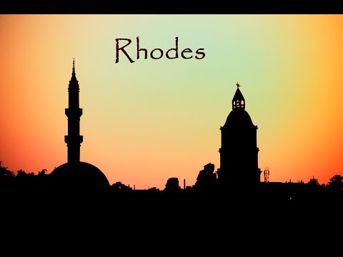 Rhodes (Greece Island) The best attractions
