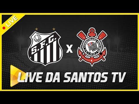 LIVE: SANTOS 1 (6) X (7) 0 CORINTHIANS | PAULISTÃO (08/04/19)