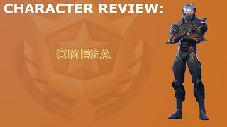 Omega Outfit Review + Skin Showcase! ~ Season 4 Battle Pass Item ~ Fortnite Battle Royale