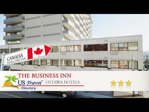 The Business Inn - Ottawa Hotels, Canada