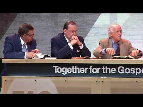 09   T4G 2018   Albert Mohler, John Piper, Kevin DeYoung, Ligon Duncan, Mark Dever   Panel