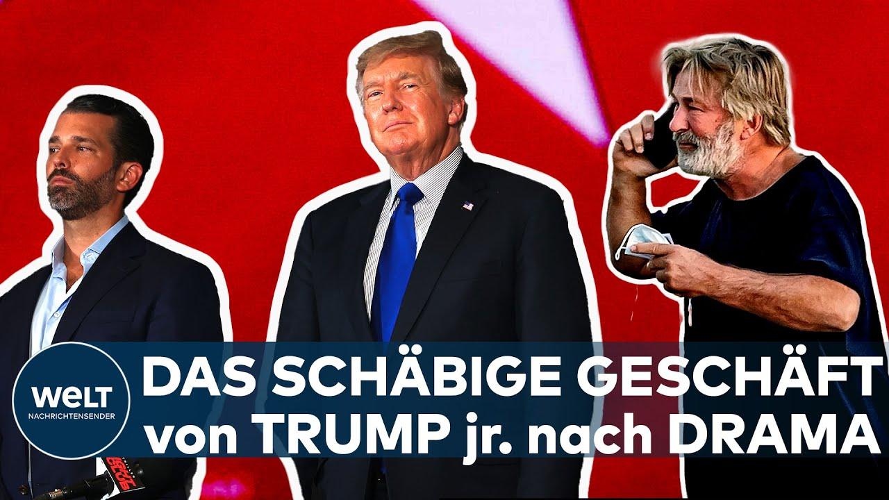 Download SOHN VON DONALD TRUMP: Nach Drama mit Alec Baldwin! Das schäbige Geschäft von Donald Trump Jr.