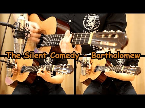 The Silent Comedy - Bartholomew (Cover)
