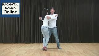MARCO Y SARA BACHATA ONLINE LESSON