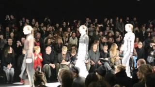 Roccobarocco fashion show autunno-inverno 2012-2013 (thefivesenses).mov