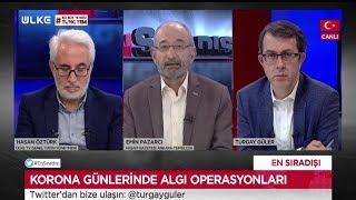 En Sıradışı - Turgay Güler | Hasan Öztürk | Emin Pazarcı | İslam Doğru | 16 Nisan 2020