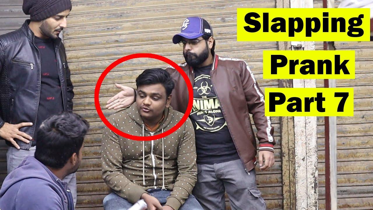 Slapping Prank Part 7 | Pranks In Pakistan | Humanitarians