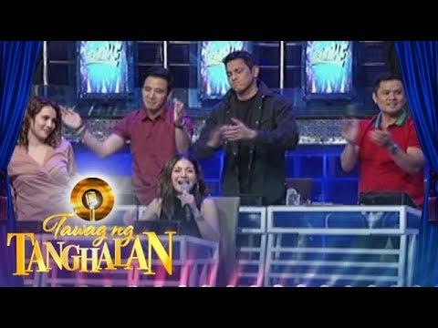 Tawag ng Tanghalan: Kyla gets standing ovation from hurados
