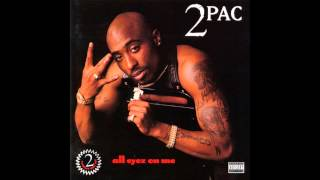 2Pac - All Eyez On Me - 432 Hz