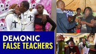 Dangerous False Prophets & Teachers (EXPOSED) - Part 1