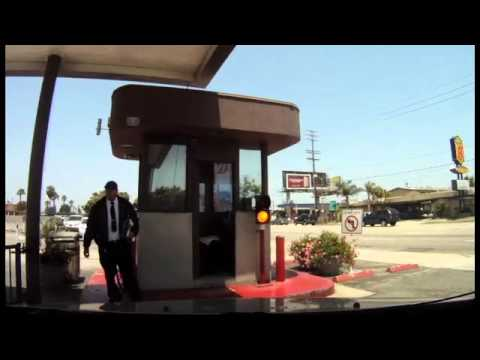 Los Angeles International Airport (LAX) - Finding Your Way to the Avis Car Rental Counter