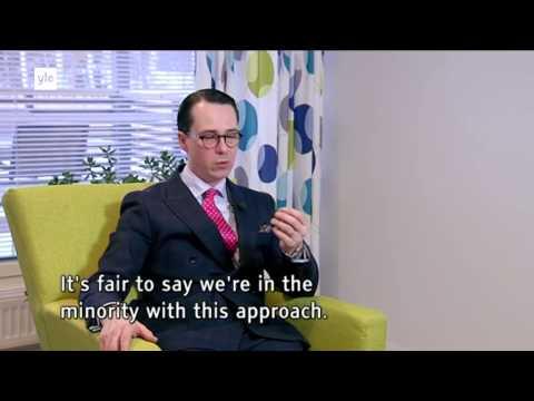 Carl Haglund on immigration