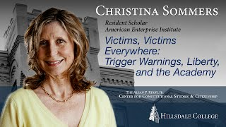 Victims, Victims Everywhere: Trigger Warnings, Liberty, and the Academy (HD)
