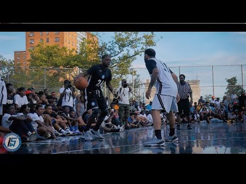 """Aquille Carr , Jesse """"Filayyyy"""" Jones SHOW OUT for LANCE STEPHENSON , ISAIAH WHITEHEAD in Brooklyn!"""