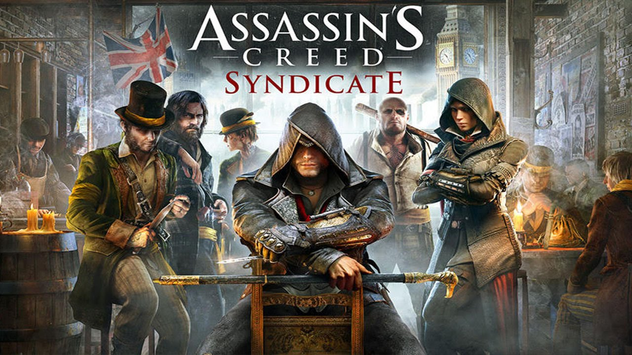 ASSASSIN'S CREED SYNDICATE - PC Ultra Settings - Gameplay ...