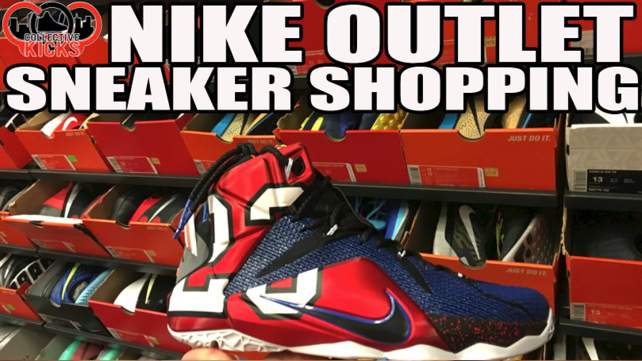 clearance nike outlet
