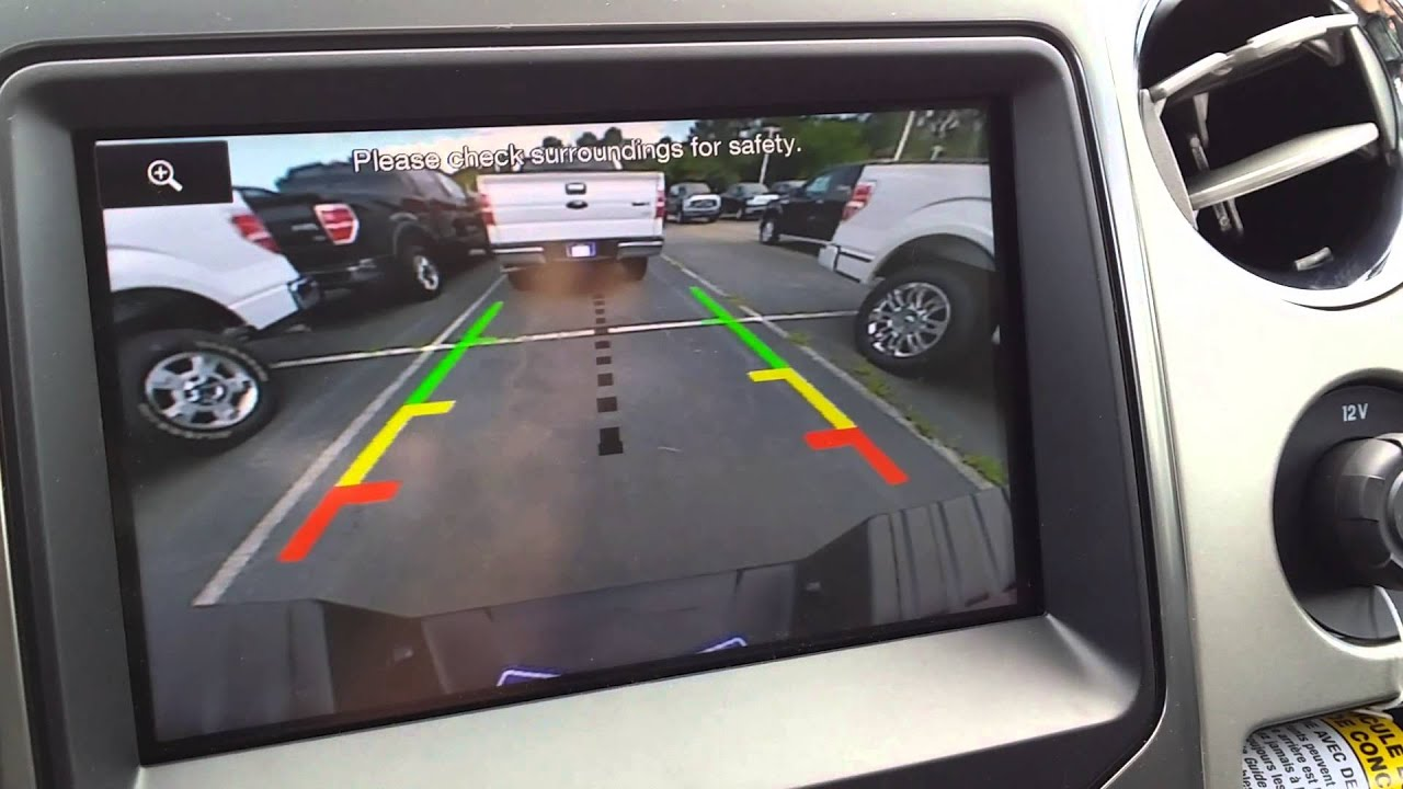 Ford F150 Backup Camera 2017 2018 2019 Ford Price