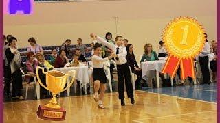 #Самба Бальные танцы# Samba Ballroom dancing(Самба Бальные танцы# Samba Ballroom dancing Продолжение выступления на турнире по бальным танцам Насти и Святослава!..., 2016-04-27T11:20:58.000Z)