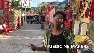 Medicine Makers is live in HAMEL'S Alley - Havana Cuba!