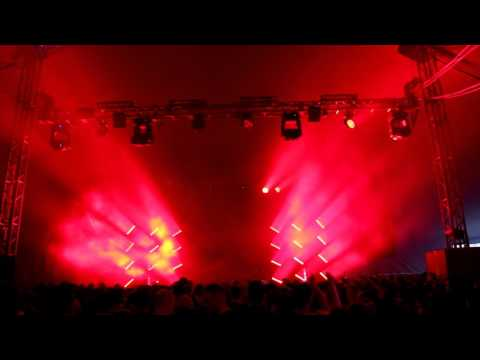 Richie Hawtin - Live at The Rainbow Venues Festival, Birmingham 2016
