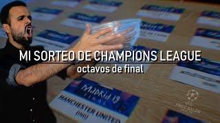 Sorteo Champions League   Octavos de Final 2018/19