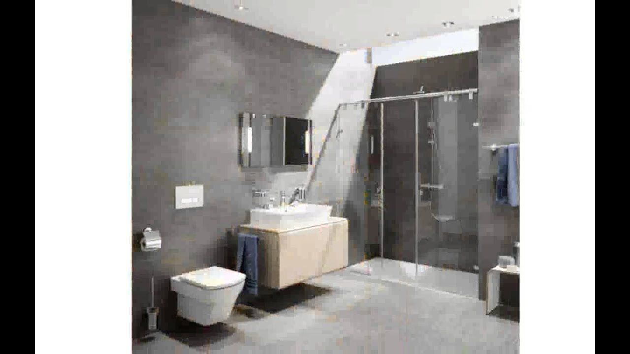 Modernes badezimmer youtube for Architektur badezimmer